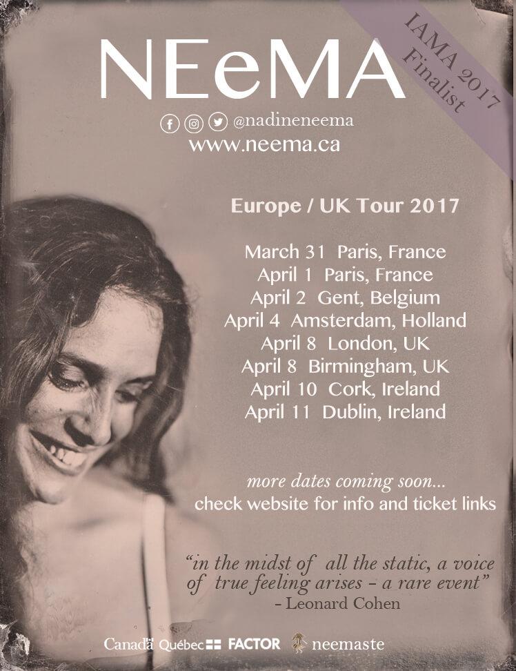 europe flyer