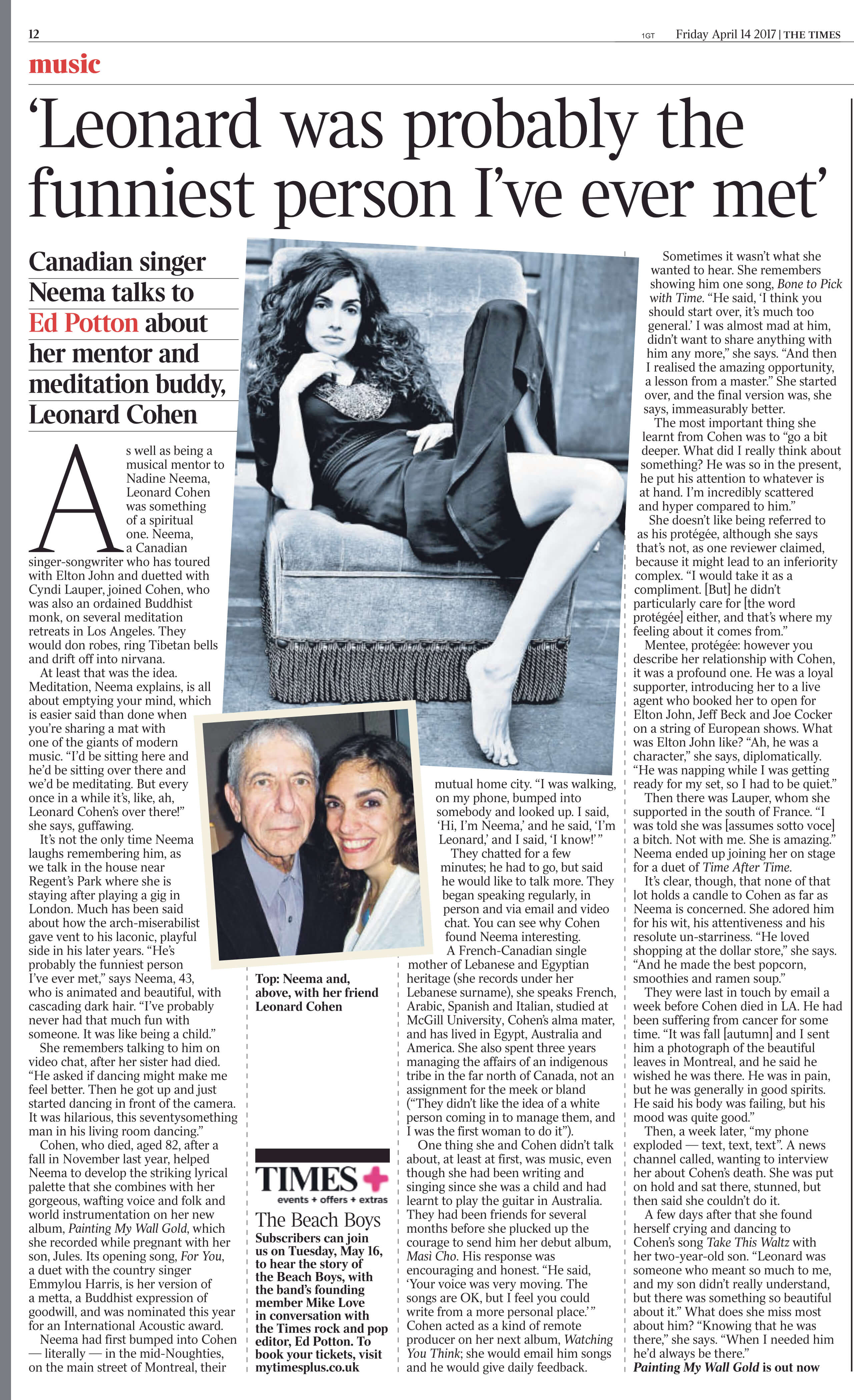 LondonTimes2017